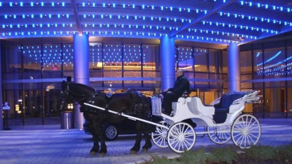 Classic Carriage at the JW