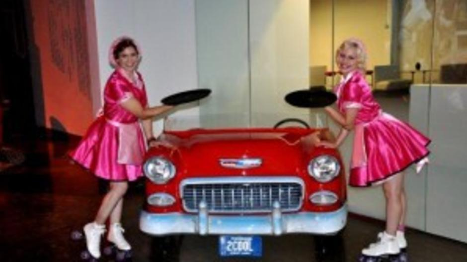 Themed Meeting: 50's