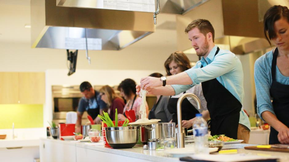 Downtown Market Cooking Class