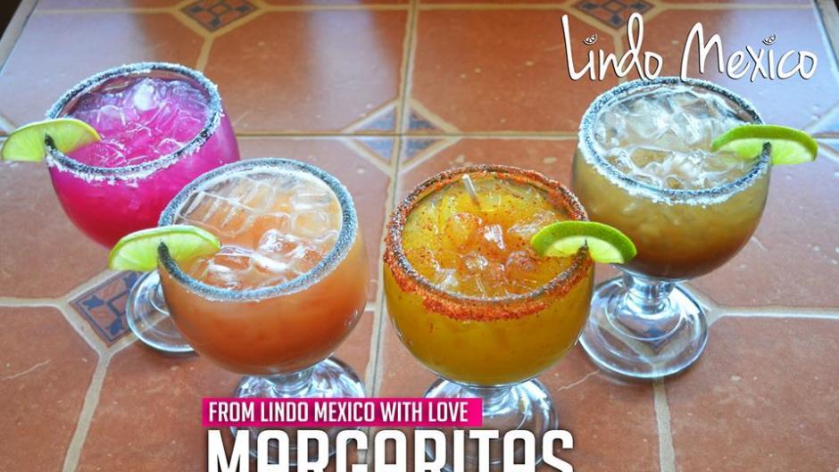 Lindo Mexico margaritas