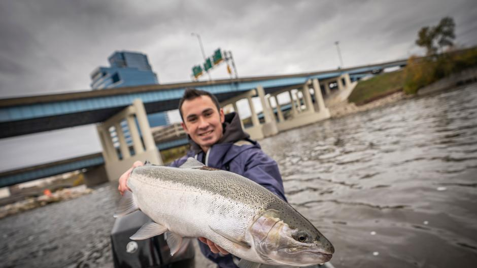 Guide to Fishing in Grand Rapids | Fishing Spots Near Grand