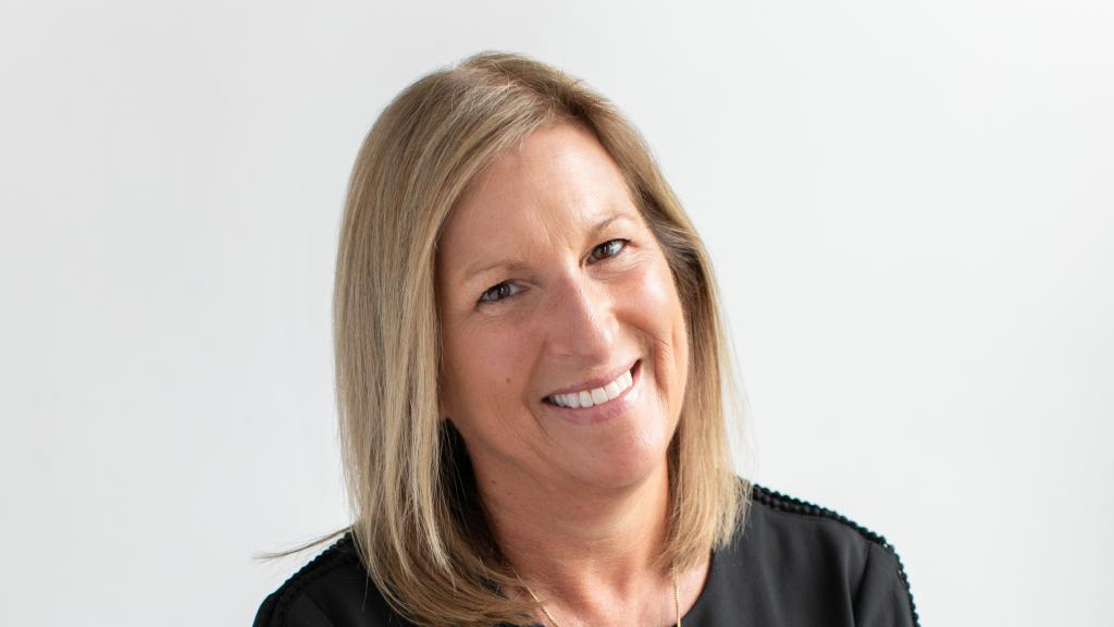 Janet Korn- Senior Vice President at Experience Grand Rapids, 2019.