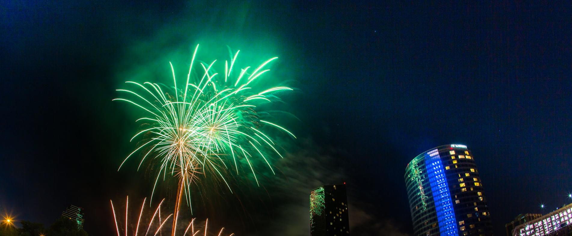 Amway Family Fireworks