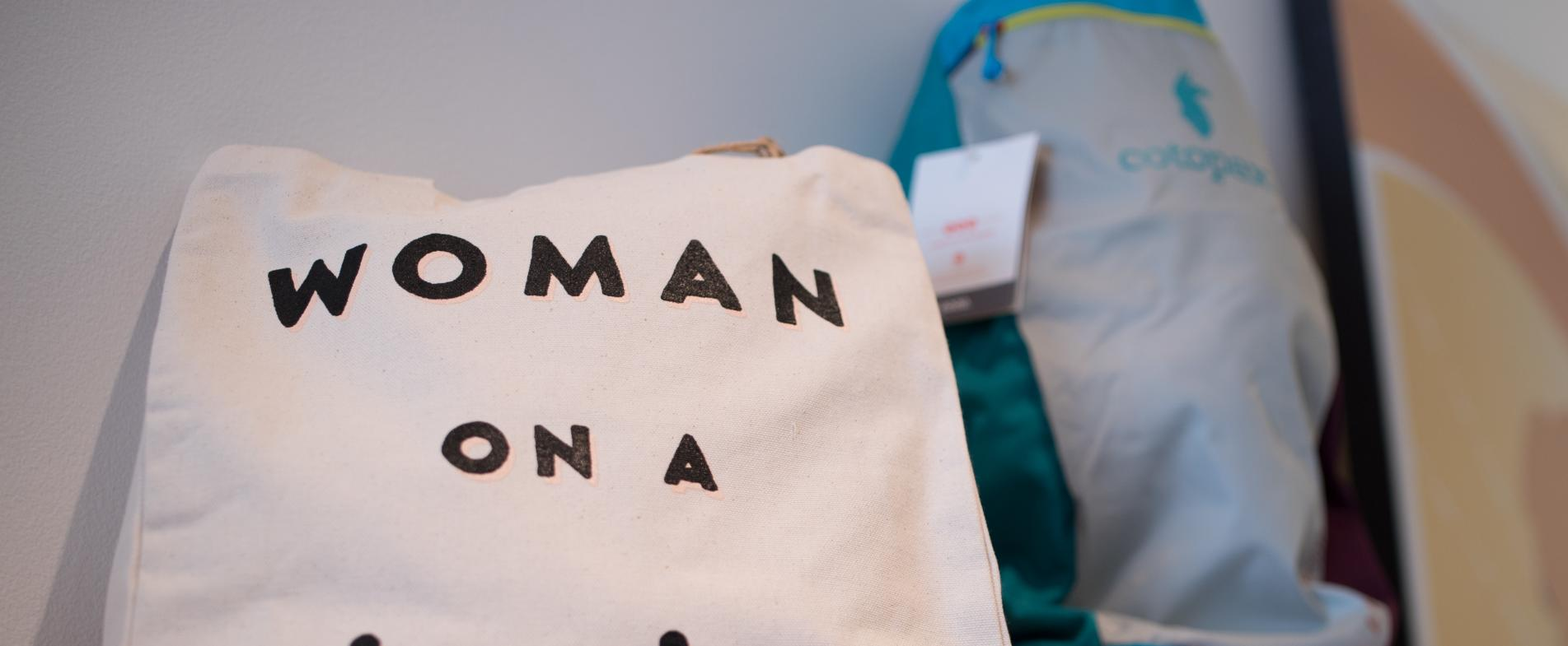 The owner of Reservoir's blog, House on Hudson, will help to stay up to date on the sustainable clothing industry.