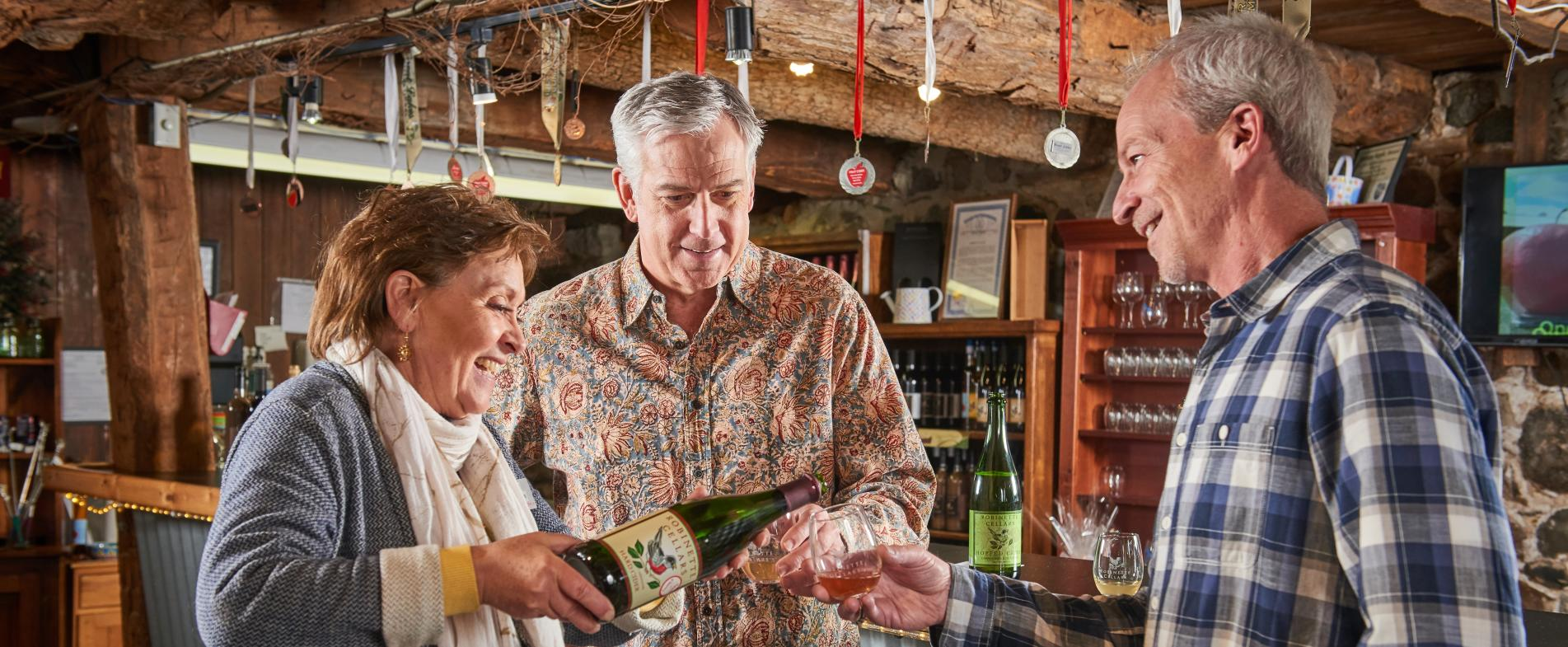 Cider Week GR is a great time to get to know area cider producers.
