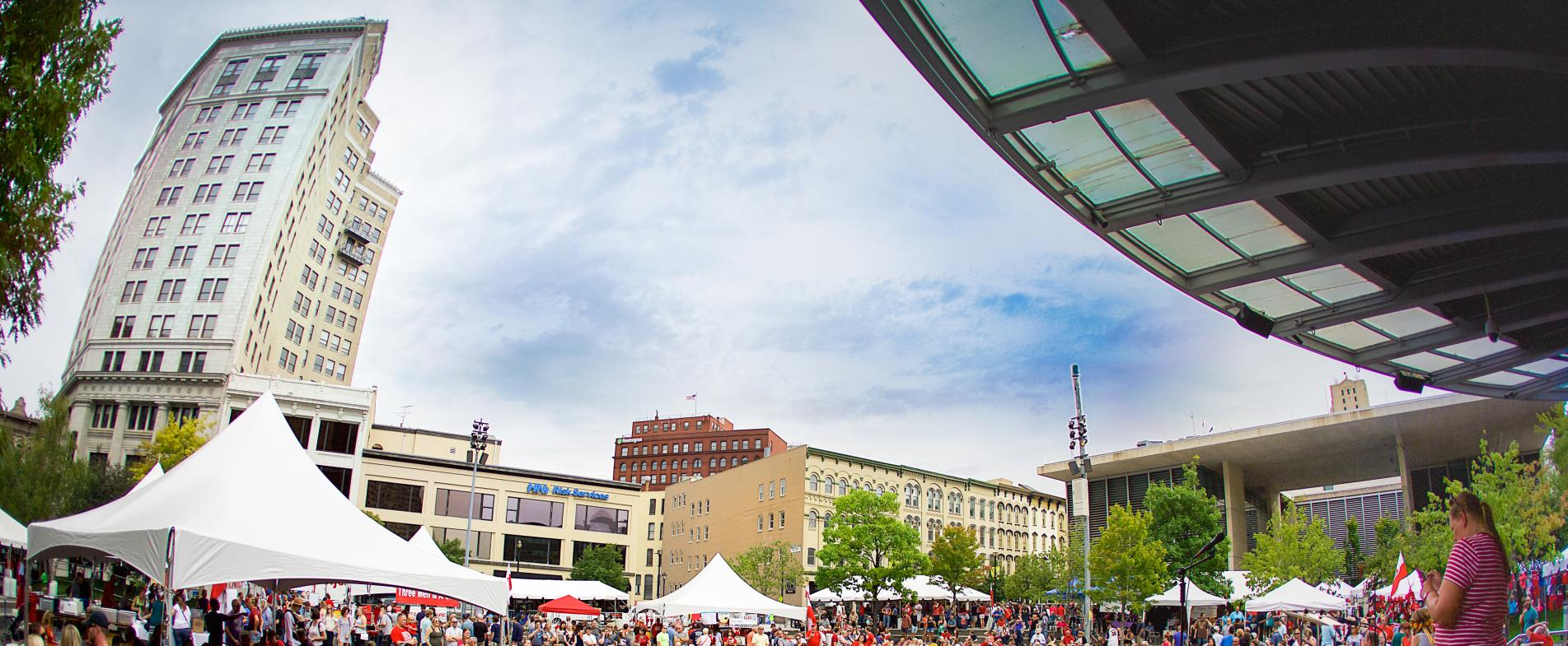 A weekend full of authentic Polish food and music await during the Grand Rapids Polish Festival.