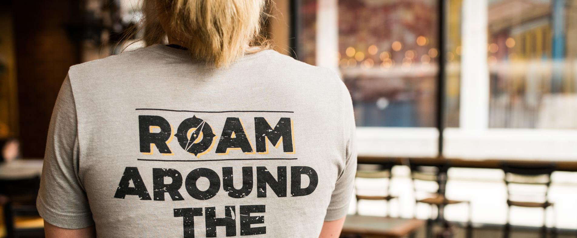 Fact: ROAM by San Chez and San Chez Bistro are under the same ownership.