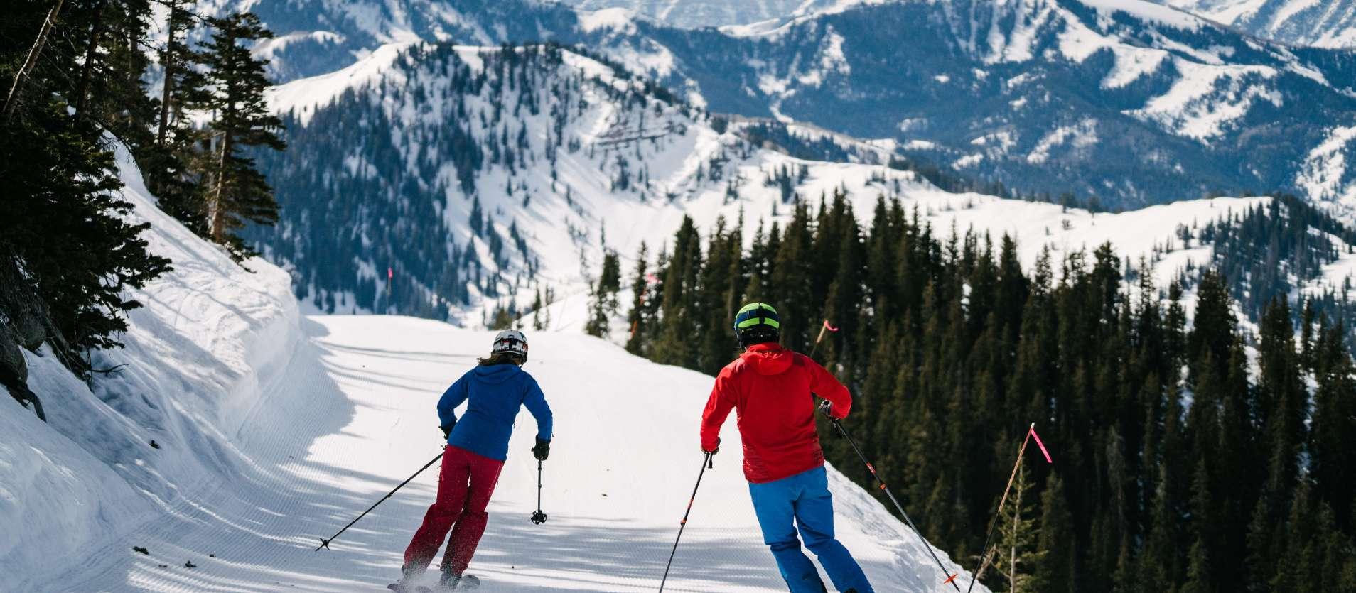 salt lake area ski resorts | ski city