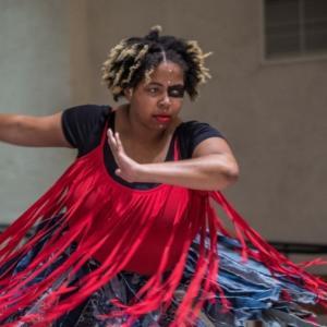 Oakland Dancer Andrea