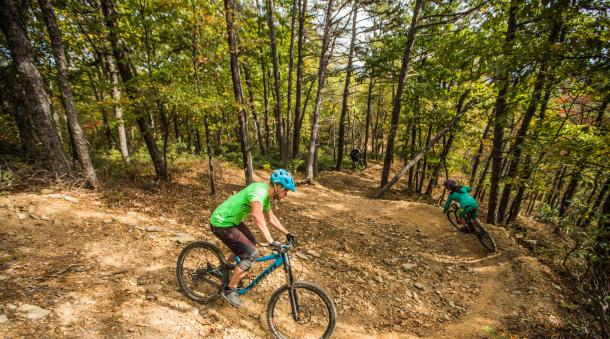 Imba Ride Center Near Roanoke Mountain Biking In Virginia