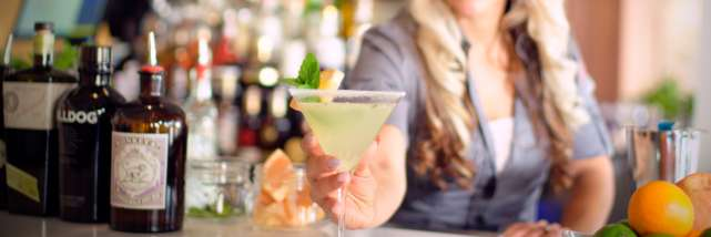 CraftGPS cocktails at AC3