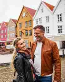 Tipp für ein langes Wochenende in Bergen, Fjord Norwegen: Besuchen Sie Bryggen