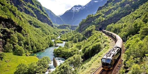 Getting around | Travel around Norway any way you like