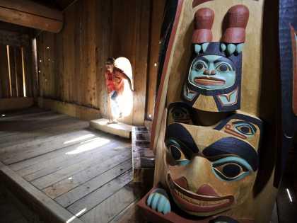 Alaska Native Heritage Center explores Alaska Native cultures