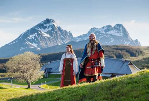 The Lofoten Islands Norway Mountain Peaks Arctic Fjords