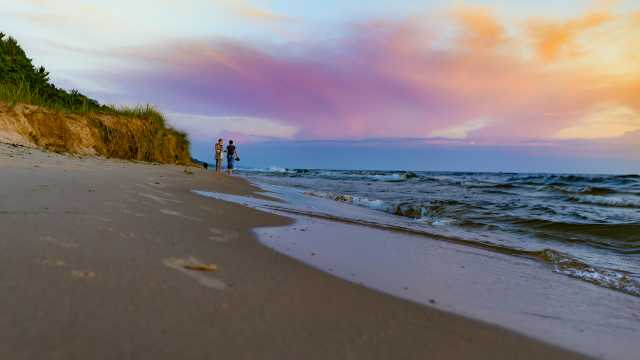 Visit Lake Michigan Beaches