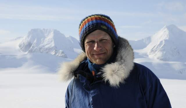 Sigmund Andersen, IFMGA mountain guide and associate professor at UiT The Arctic University of Norway