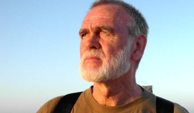 Portretfoto van Jens A. Riisnæs