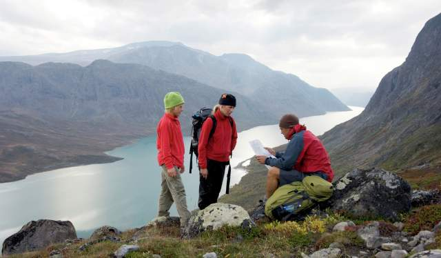 Mountain safety in Norway: Always bring a map and a compass