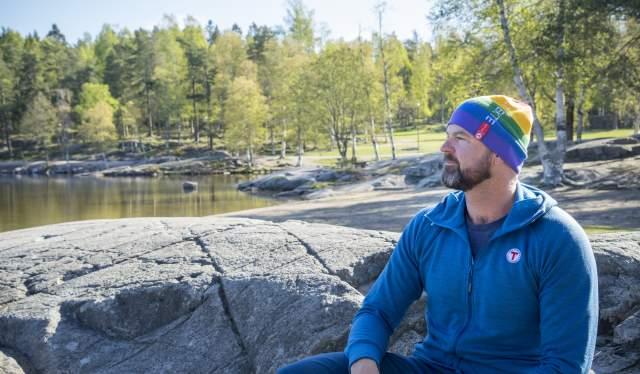 Dag Terje Solvang, generalsekretær i Den Norske Turistforening (DNT)