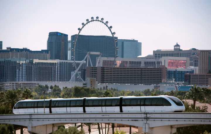 Monorail Strip