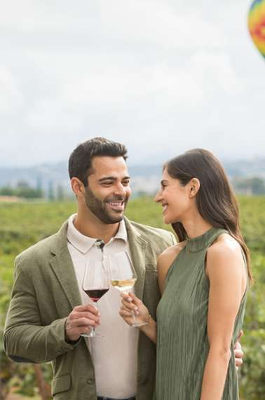 Month of Romance, Temecula Wine Country