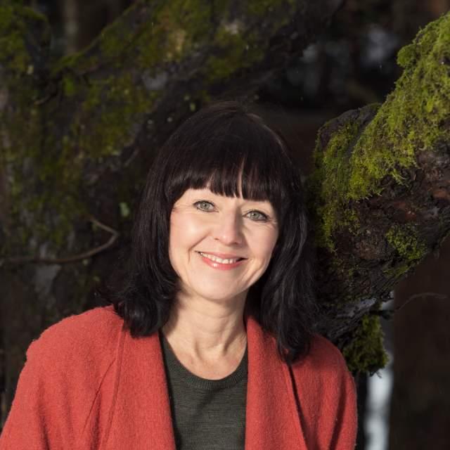 Portrait Ragnhild Bang Nes