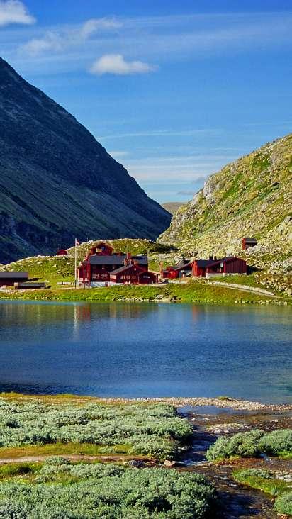 Rondane | Høvringen, Sohlbergplassen og Rondslottet