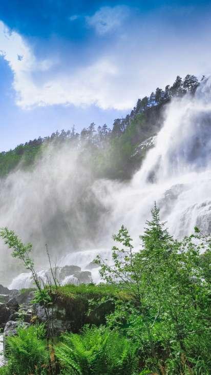 Vossevangen Norge
