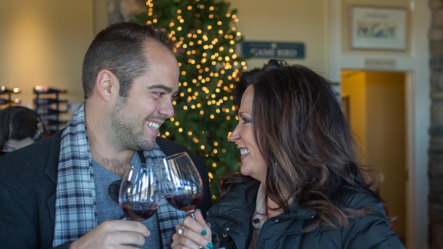 Winter Wine Tasting at Heron Hill