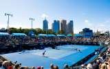 Melbourne serves up the world's best tennis