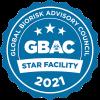 2021 GBAC Star Facility logo