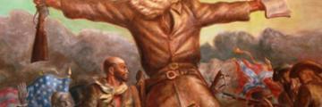 Tragic Prelude by John Steuart Curry Kansas Statehouse