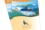 Official Wrightsville Beach 2018 Visitors Guide cover
