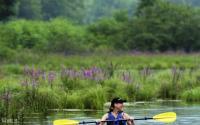 Kayaking Lake Wawaka - East Branch Delaware River