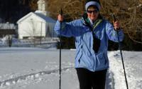 X-Skiing at Otesaga in Coopertown