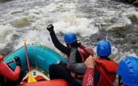 Rafting the Hudson River Gorge w/ Hudson River Rafting Company 141