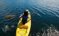 Kayaking on Mirror Lake 170