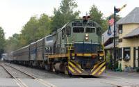 Adirondack Scenic Railroad in Thendara 310