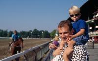 Saratoga Race Track 396