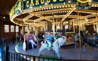 Empire State Carousel at Farmers Museum
