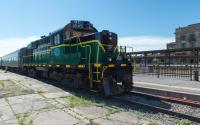 Adirondack Scenic Railroad - Utica 461