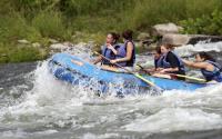 Rafting, Canoeing on Delaware River