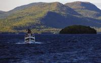 Mohican Excursion Boat on Lake George