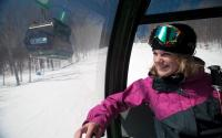 Skiing/Snowboarding at Gore Mountain 1672