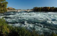 Niagara Falls State Park 1787