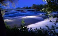Rapids before American Falls - Niagara Falls State Park