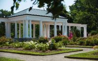 Rose Garden - Delaware Park