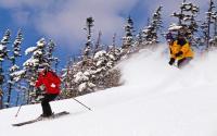Skiing Whiteface Mountain 1590