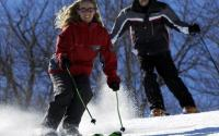 Skiing-Ski Windham-Catskills 1594